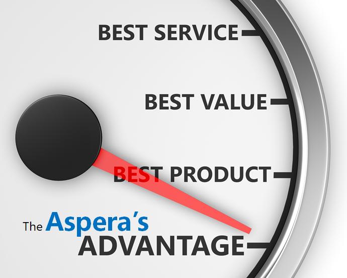 Aspera Advantage